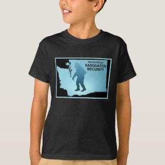 Sasquatch Sicherheit - Washington T-Shirt