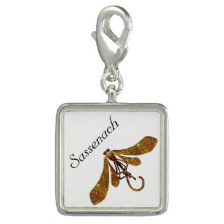 Sassenach Libelle - fertigen Sie sie besonders an! Foto Anhänger