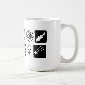 Satelitte Kaffeetasse