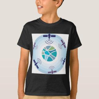 Satelliten T-Shirt