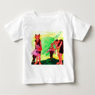 Saturn Giants Baby T-shirt