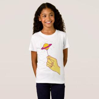 Saturn-Lutscher-Ballon T-Shirt