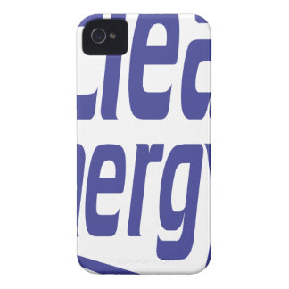 Saubere Energie iPhone 4 Cover