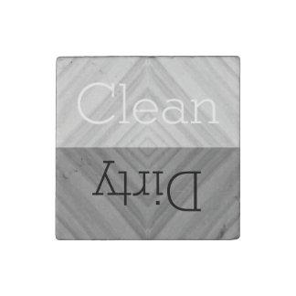 Säubern Sie | schmutzige Geschirr-Spülmaschine Steinmagnet