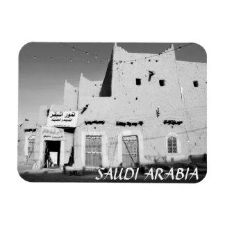 Saudi-Arabien Ushaiger Dorf-Kühlschrankmagnet Magnet