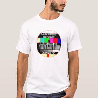 Saudischer Fernsehkanal 2 T-Shirt