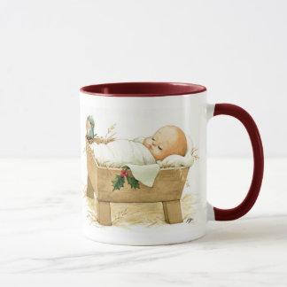 Säuglings-Jesus-Tasse Tasse
