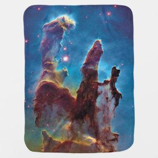 Säulen Adler-Nebelfleck-Raum-des Fotos der Kinderwagendecke