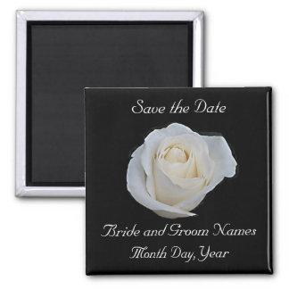 Sauvez l'aimant de mariage de date - peut customis