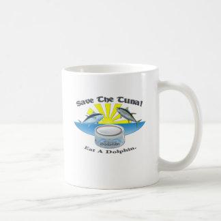 Sauvez le thon ! mug
