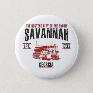 Savanne Runder Button 5,7 Cm