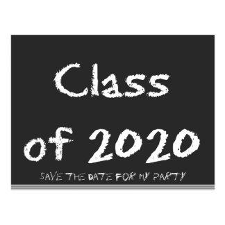 Save the Date 2020 Postkarte