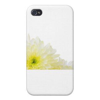 Save the Date gelbe Blume iPhone 4 Case
