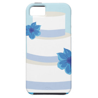 Save the Date oder Hochzeits-Kuchen-Druck iPhone 5 Hülle