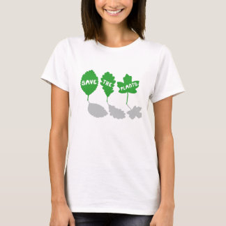 savetheplants_2f T-Shirt