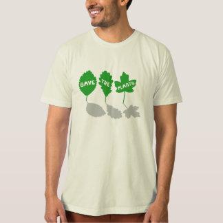 savetheplants_2f T-Shirt