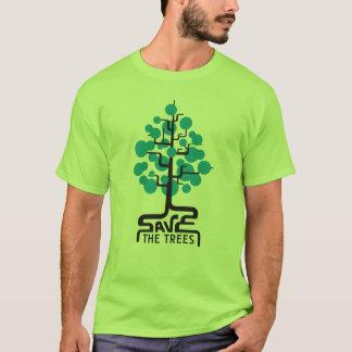 savethetrees02_2f T-Shirt