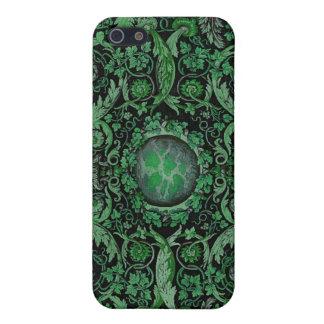 Savonnerie Teppich 1 (Grün) Schutzhülle Fürs iPhone 5