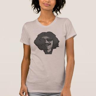 Saxophon Freddie Spaghetti-Bügel T-Shirt