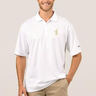 Saxophon Polo Shirt