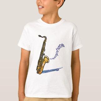 Saxophon T-Shirt