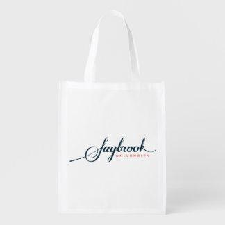 Saybrook wiederverwendbare Tasche Wiederverwendbare Einkaufstasche