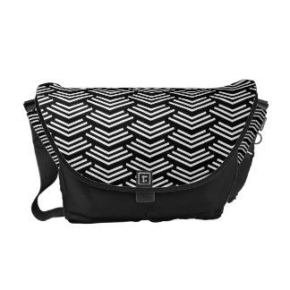 Sazanamimon japanische Muster-Bote-Tasche B Kurier Tasche