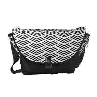 Sazanamimon japanische Muster-Bote-Tasche Kuriertasche