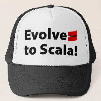 Scala Hut, entwickeln Logo Truckerkappe