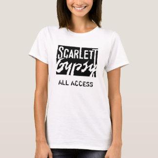 Scarlett Sinti und Roma-bezauberndes T-Shirt