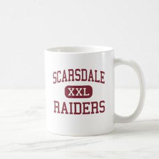 Scarsdale - Räuber - hoch - Scarsdale New York Kaffeetasse