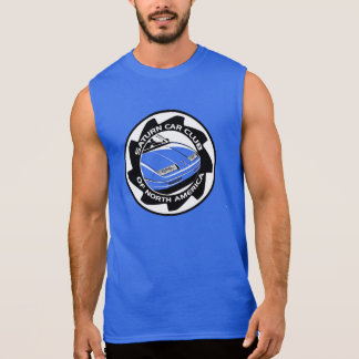 SCCNA Sleeveless T - Shirt - variables
