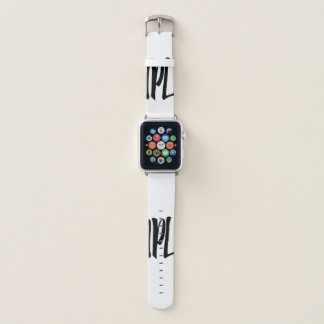 Schablone Apple Watch Armband