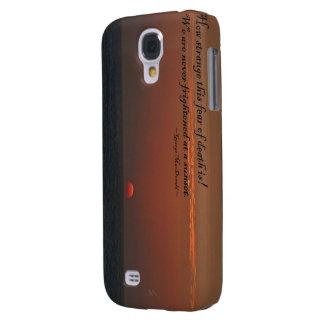 Schablone Galaxy S4 Hülle