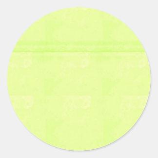 Schablonen-freier Raum addieren Ihren Bildtext Runder Aufkleber