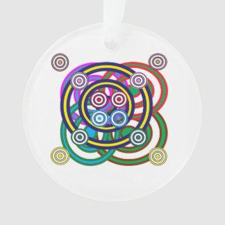 Schablonen-freier Raum redigieren ADDIEREN Ornament