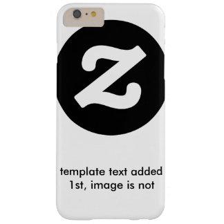 Schablonentext keine Bildschablone Barely There iPhone 6 Plus Hülle