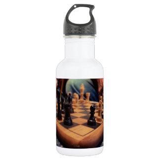 Schach-Bretteinzelteil Trinkflaschen