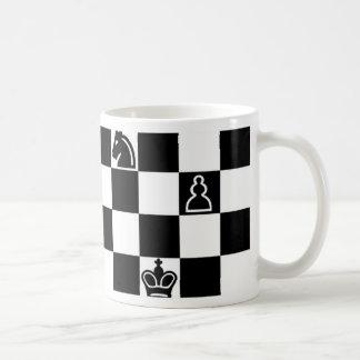 Schach Kaffeetasse