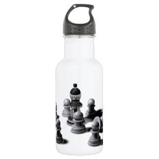 Schach-Pfand Trinkflaschen