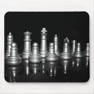 Schach-Reflexionen Mousepad