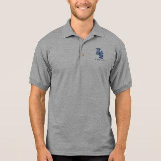 Schach-Stück-Polo-Shirt Poloshirt
