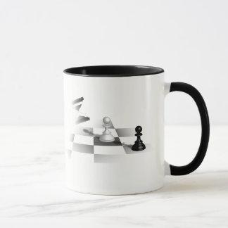 Schach-Tasse Tasse