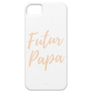 """Schachtel an zellular """"künftigem Papa """" Hülle Fürs iPhone 5"""