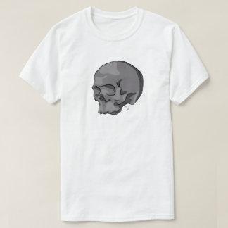 Schädel-Entwurfs-Shirt T-Shirt