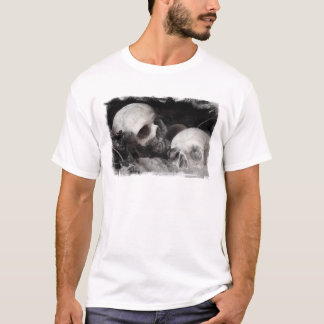 Schädel-Freunde T-Shirt