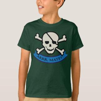Schädel - grundlegender das Hanes Tagless der T-Shirt