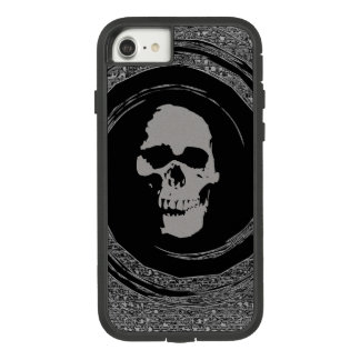 Schädel im Whirl Case-Mate Tough Extreme iPhone 8/7 Hülle