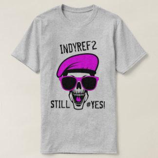 Schädel IndyRef2 T-Shirt