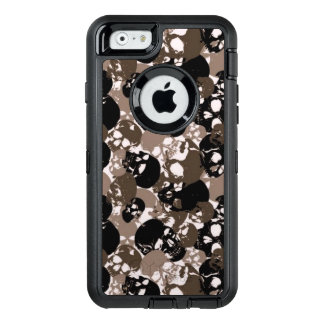 Schädel OtterBox iPhone 6/6s Hülle
